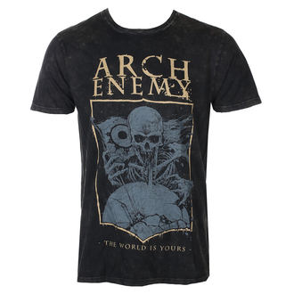 tee-shirt métal pour hommes Arch Enemy - The World is yours -, Arch Enemy
