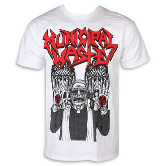 tee-shirt métal pour hommes Municipal Waste - Priest -, Municipal Waste
