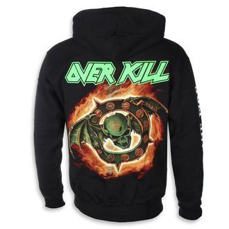 sweat-shirt avec capuche pour hommes Overkill - Horrorscope -, Overkill