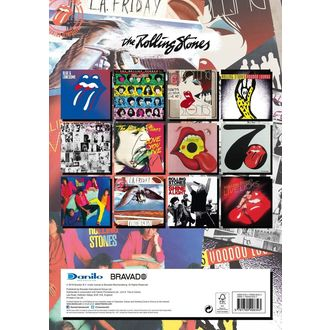 Calendrier 2019 - ROLLING STONES, Rolling Stones