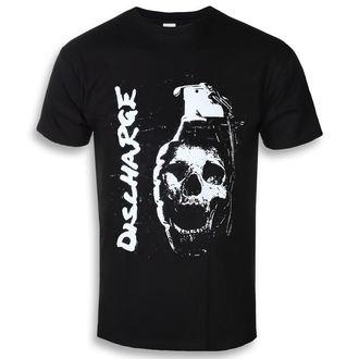 tee-shirt métal pour hommes Discharge - Skull Grenade - RAZAMATAZ - ST1934