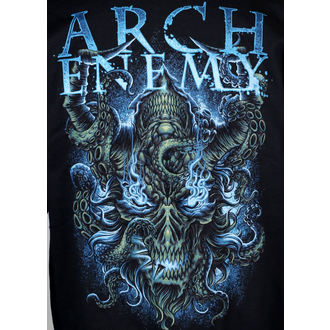 sweat-shirt avec capuche pour hommes Arch Enemy - Destruction Plague - RAZAMATAZ