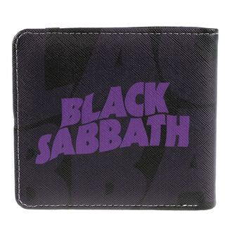 Portefeuille Black Sabbath - Logo, NNM, Black Sabbath