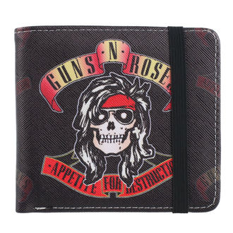 Portefeuille Guns N' Roses - Appetite For Destruction, NNM, Guns N' Roses
