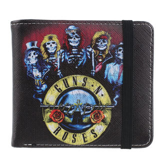 Portefeuille Guns N' Roses - Skeleton, NNM, Guns N' Roses