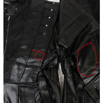 Pour des hommes manteau (2nd qualité) ZOELIBAT - Black, ZOELIBAT