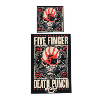 Linge de lit Five Finger Death Punch - Punchagram, NNM, Five Finger Death Punch