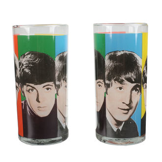 Verres  (ensemble 2 pcs) Beatles, NNM, Beatles