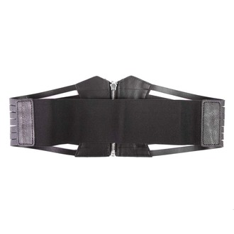 Ceinture POIZEN INDUSTRIES - MUSE - NOIR, POIZEN INDUSTRIES