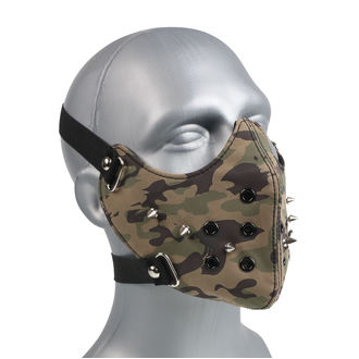 Masque POIZEN INDUSTRIES - OTTO - VERT CAMO, POIZEN INDUSTRIES