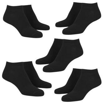 Chaussettes (ensemble de 5 paires) URBAN CLASSICS - No Show, URBAN CLASSICS