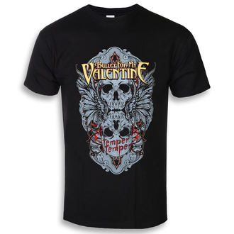 tee-shirt métal pour hommes Bullet For my Valentine - Winged Skull - ROCK OFF, ROCK OFF, Bullet For my Valentine