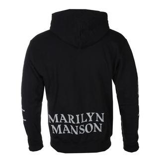mikina pánská Marilyn Manson - Cross - ROCK OFF, ROCK OFF, Marilyn Manson