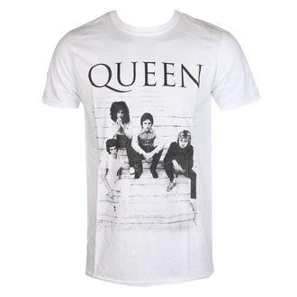 tee-shirt métal pour hommes Queen - Stairs - ROCK OFF, ROCK OFF, Queen