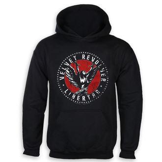 sweat-shirt avec capuche pour hommes Velvet Revolver - Black - HYBRIS, HYBRIS, Velvet Revolver