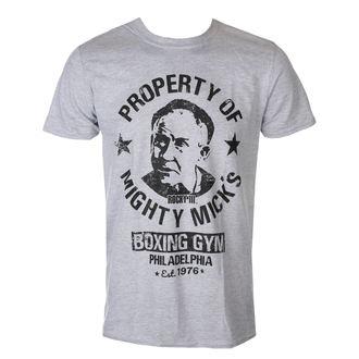 t-shirt de film pour hommes Rocky - Mighty Mick´s Gym - HYBRIS, HYBRIS, Rocky