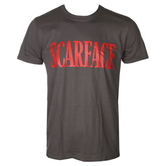 t-shirt de film pour hommes Scarface - Logo - HYBRIS, HYBRIS, Scarface