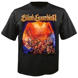 tee-shirt métal pour hommes Blind Guardian - A night at the opera - NUCLEAR BLAST, NUCLEAR BLAST, Blind Guardian