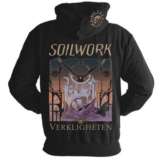 sweat-shirt avec capuche pour hommes SoilWork - Verkligheten - NUCLEAR BLAST, NUCLEAR BLAST, SoilWork