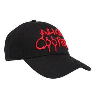 Casquette Alice Cooper - Dripping Logo - ROCK OFF, ROCK OFF, Alice Cooper