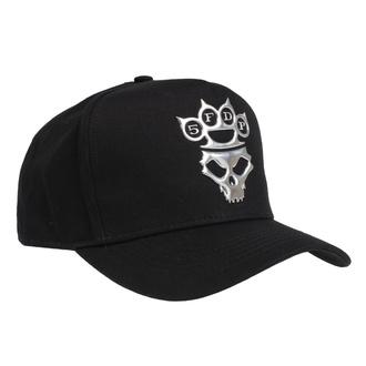 Casquette Five Finger Death Punch - Sonic Sliver Logo - ROCK OFF, ROCK OFF, Five Finger Death Punch
