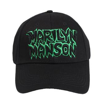 Casquette Marilyn Manson - Logo - ROCK OFF, ROCK OFF, Marilyn Manson