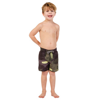 Short de bain pour enfants PROTEST - Rubbin TD - Vrai Noir, PROTEST