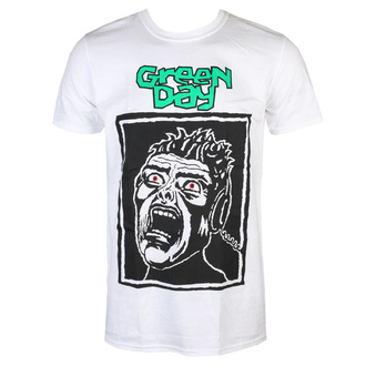 tee-shirt métal pour hommes Green Day - SCREAM - PLASTIC HEAD, PLASTIC HEAD, Green Day