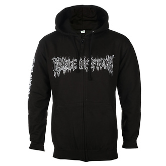 sweat-shirt avec capuche pour hommes Cradle of Filth - THE PRINCIPLE OF EVIL - PLASTIC HEAD, PLASTIC HEAD, Cradle of Filth