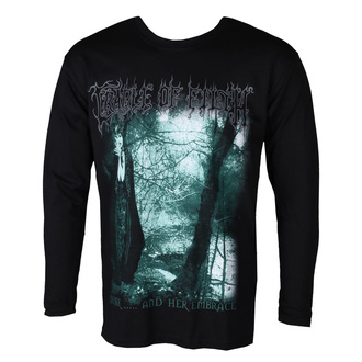 tee-shirt métal pour hommes Cradle of Filth - DUSK AND HER EMBRACE - PLASTIC HEAD, PLASTIC HEAD, Cradle of Filth
