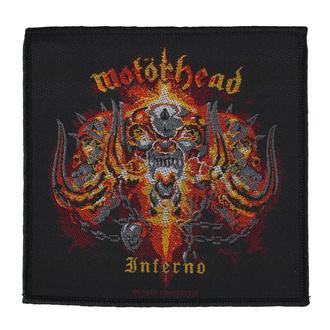 Patch Motörhead - Inferno - RAZAMATAZ, RAZAMATAZ, Motörhead