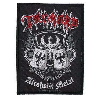 Patch Tankard - Alcoholic Metal - RAZAMATAZ, RAZAMATAZ, Tankard