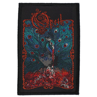 Patch Opeth - Sorceress - RAZAMATAZ, RAZAMATAZ, Opeth