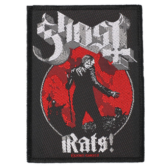 Patch Ghost - Rats - RAZAMATAZ, RAZAMATAZ, Ghost