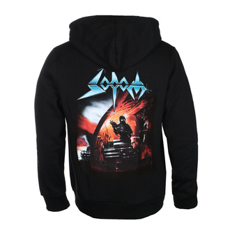 sweat-shirt avec capuche pour hommes Sodom - AGENT ORANGE - PLASTIC HEAD, PLASTIC HEAD, Sodom