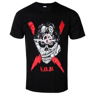 tee-shirt métal pour hommes S.O.D. - STORMTROOPERS OF DEATH - PLASTIC HEAD, PLASTIC HEAD, S.O.D.