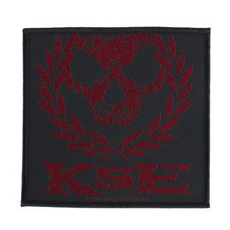 Patch Killswitch Engage - Skull Wreath - RAZAMATAZ, RAZAMATAZ, Killswitch Engage