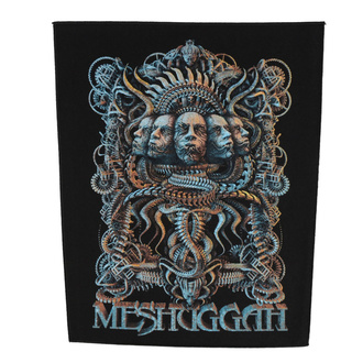 Grand patch  Meshuggah - 5 Faces - RAZAMATAZ, RAZAMATAZ, Meshuggah
