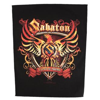 Grand patch pour empiècement Sabaton - Coat Of Arms - RAZAMATAZ, RAZAMATAZ, Sabaton