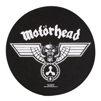 Grand patch pour empiècement Motörhead - Hammered - RAZAMATAZ, RAZAMATAZ, Motörhead