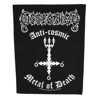 Grand patch pour empiècement Dissection - Anti Cosmic Metal Of Death - RAZAMATAZ, RAZAMATAZ, Dissection