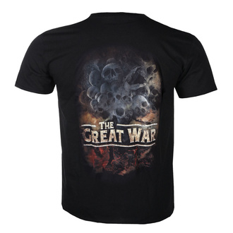 tee-shirt métal pour hommes Sabaton - The great war - NUCLEAR BLAST, NUCLEAR BLAST, Sabaton