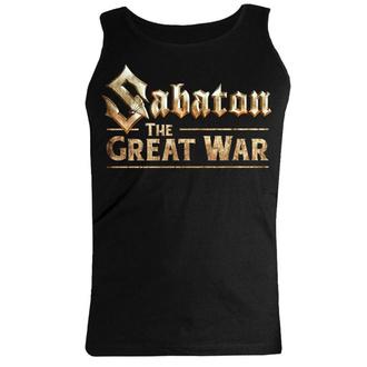 Débardeur pour hommes SABATON - The great war - NUCLEAR BLAST, NUCLEAR BLAST, Sabaton