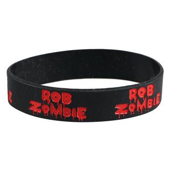 Bracelet en caoutchouc Rob Zombie - ROCK OFF, ROCK OFF, Rob Zombie