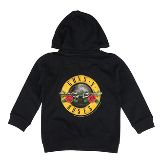 sweat-shirt avec capuche enfants Guns 'n Roses - (Bullet) - Metal-Kids, Metal-Kids