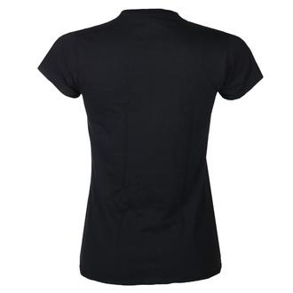 tee-shirt métal pour femmes Kiss - Logo Diamante - ROCK OFF, ROCK OFF, Kiss