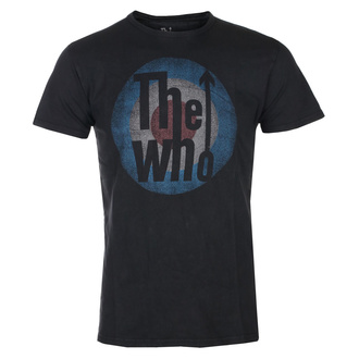 tee-shirt métal pour hommes Who - Vtge Target - ROCK OFF, ROCK OFF, Who