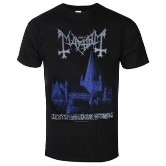 tee-shirt métal pour hommes Mayhem - De Mysteriis Dom Sathanas - RAZAMATAZ, RAZAMATAZ, Mayhem