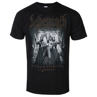 tee-shirt métal pour hommes Behemoth - Catholica - KINGS ROAD, KINGS ROAD, Behemoth