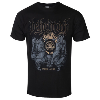 tee-shirt métal pour hommes Behemoth - Messe Noir - KINGS ROAD, KINGS ROAD, Behemoth